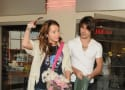 Miley Cyrus and Adam Sevani Ride Bikes, Possibly Each Other
