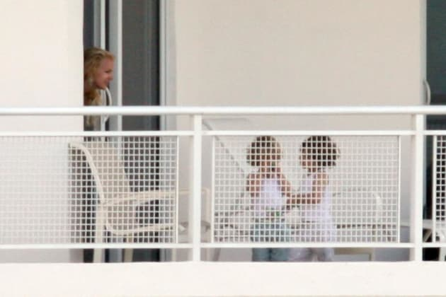 Britney, Sean and Jayden