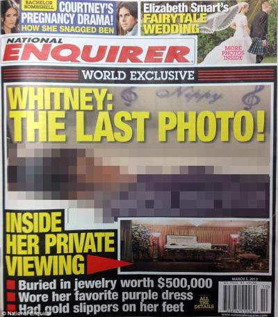 Enquirer Cover