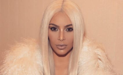 Kim Kardashian Posts TOTALLY NAKED Post-Baby Selfie