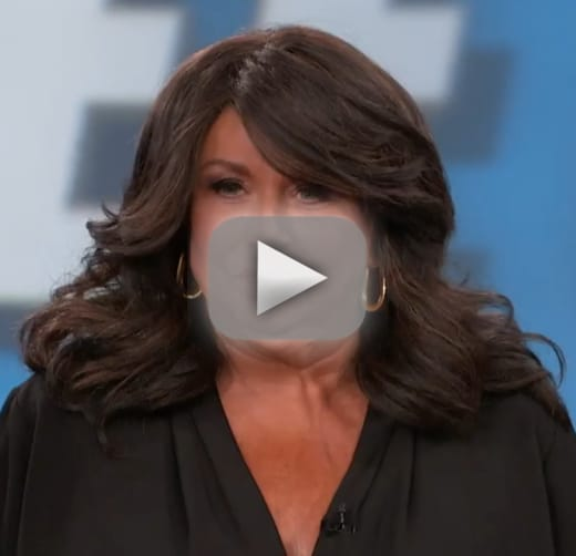 Abby lee miller see her walk again for the first time