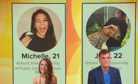 Tinder Couple: After Three Years, Watch Them Meet for the First Time!