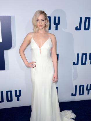 Jennifer Lawrence: New York premiere of 'Joy'