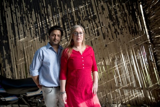 Jenny Slatten and Sumit for 90 Day Fiance: The Other Way Season 2