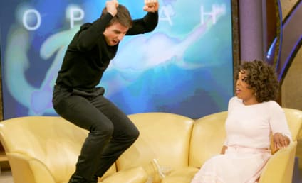 Remember When Tom Cruise Jumped on Oprah's Couch?!?