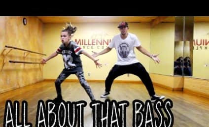 """11-Year Old Is """"All About That Bass,"""" Amazes with Dance Routine"""