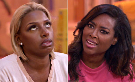 NeNe Leakes RIPS Kenya Moore, Defends Porsha Williams