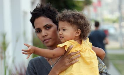 Halle Berry Wins First Round of Custody Battle