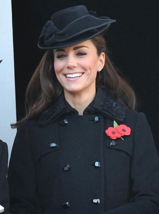 Kate Middleton, Hat