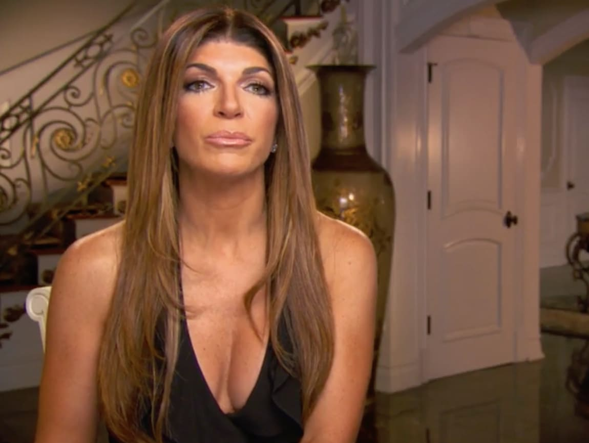 Cleavage Teresa Giudice nude photos 2019