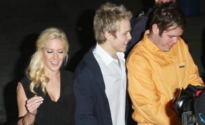 Dita Von Teese and Perez Hilton... Yuck!
