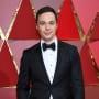 Jim Parsons Attends Oscars