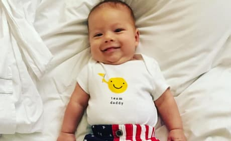 Boomer Phelps USA Pants Pic