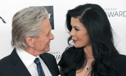 "Catherine Zeta-Jones Exits Rehab, Is ""Doing Wonderful"""