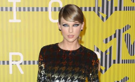 Taylor Swift at 2015 VMAs
