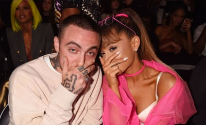 Ariana Grande Pays Moving Tribute to Mac Miller