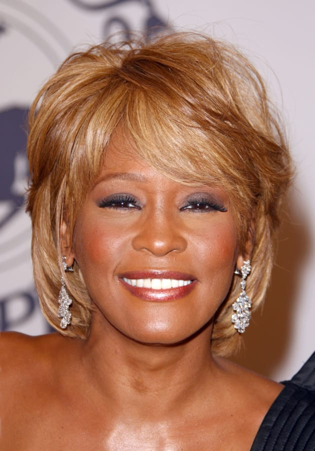 Whitney Houston Photograph