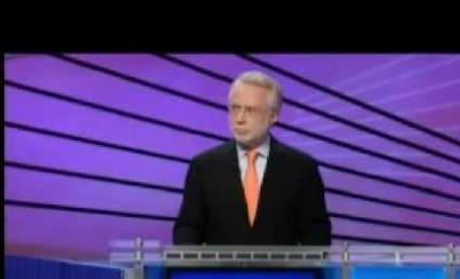Wolf Blitzer on Jeopardy: Not Smart