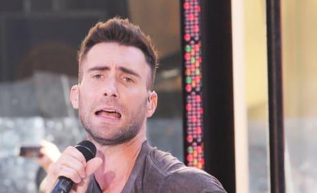 Pic of Adam Levine