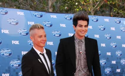 Adam Lambert Gushes: I'm in Love!