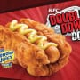 Double Down Hot Dog