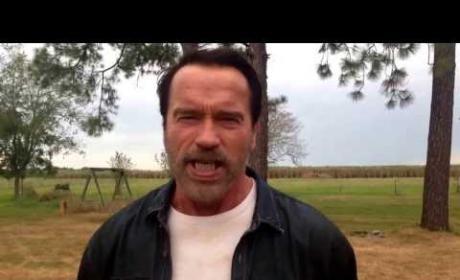 Arnold Schwarzenegger: Crush Your Enemies