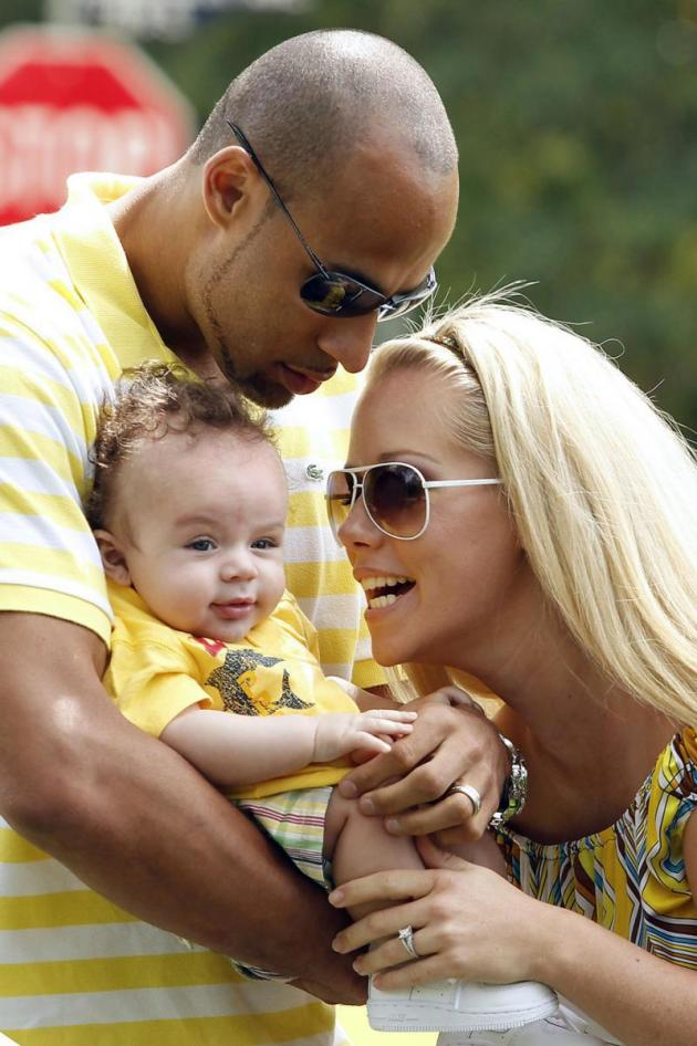 Kendra and Family