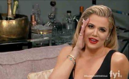 Khloe Kardashian: I Hid Under the Bed While Kris Railed Bruce!