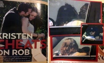 Kristen Stewart and Rupert Sanders Affair Photos: Totally Fake?!?