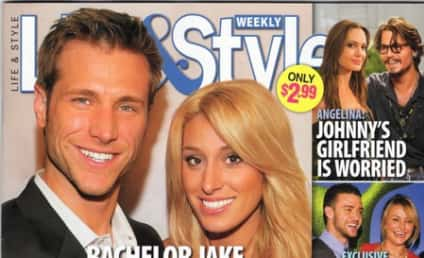 "Jake Pavelka: Allegedly Cheating on Vienna Girardi, Spending ""All His Time"" with Chelsie Hightower"