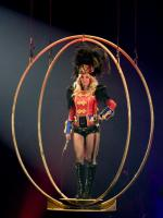Britney Spears in the Circle