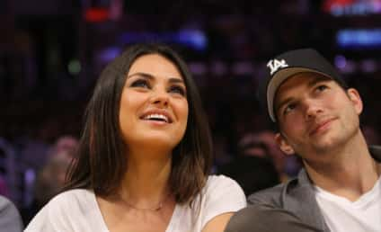 Mila Kunis and Ashton Kutcher: Moving In Together!