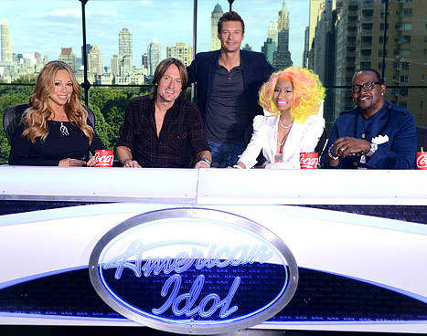 American Idol Judges, Season 12
