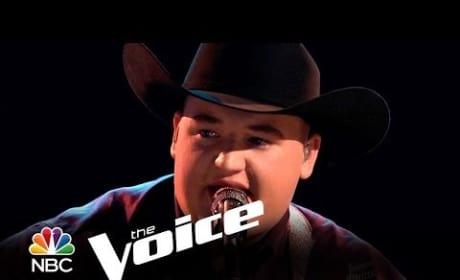 Jake Worthington: Anymore (The Voice Top 12)
