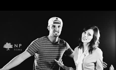 Taylor Baby Announcement With Swagger