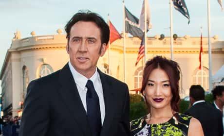 Alice Kim, Nicolas Cage