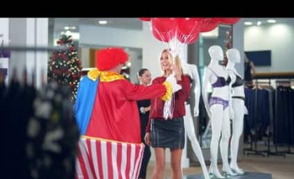 Celebs Cash In On Macy's Black Friday Commercial