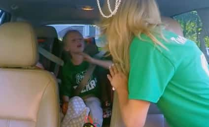 Leah Messer Has a MASSIVE Freakout, Makes Her Kids Cry