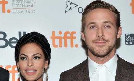 Ryan Gosling and Eva Mendes