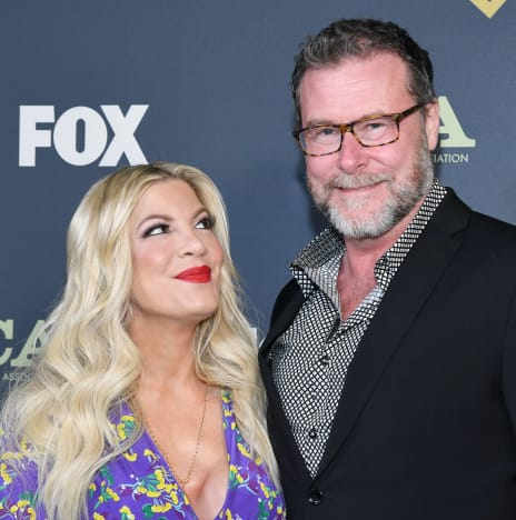 Tori Spelling and Dean McDermott Together