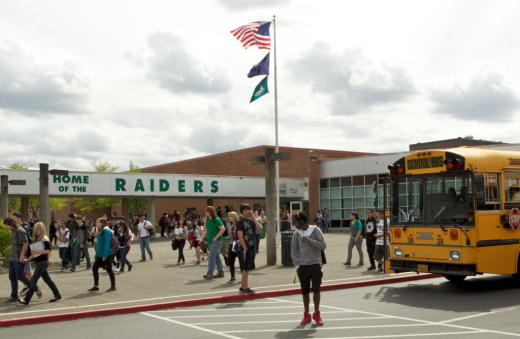 Reynolds High School Pic