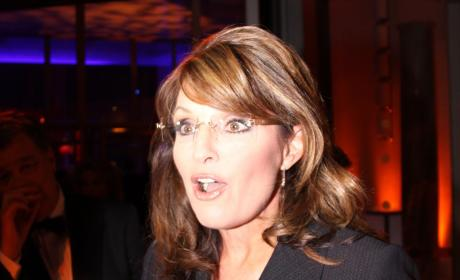 Sarah Palin Gets Fired Up!