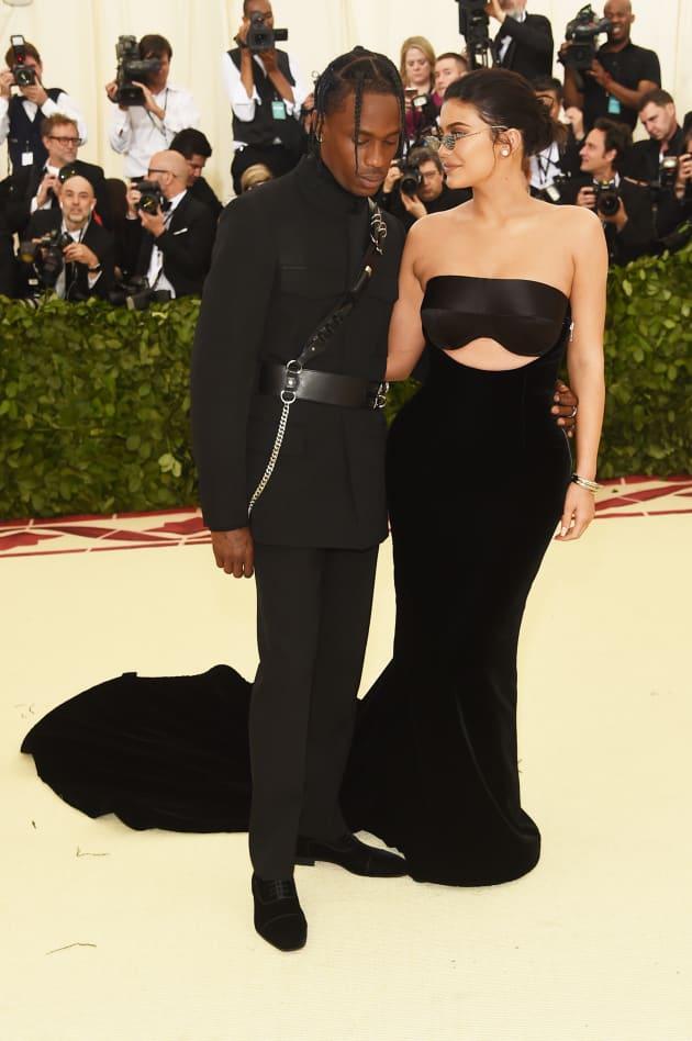 Kylie Jenner Slams Prankster Who Staged Travis Scott Cheating Pics