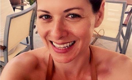 Debra Messing Weight Loss Photo