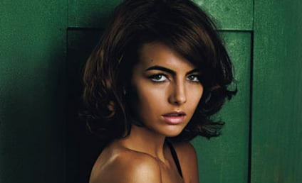 Camilla Belle is a GQ-tie
