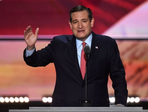 Ted Cruz at the RNC