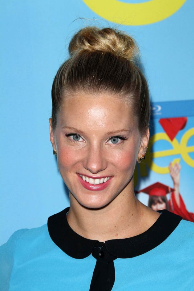 Heather Morris Close Up