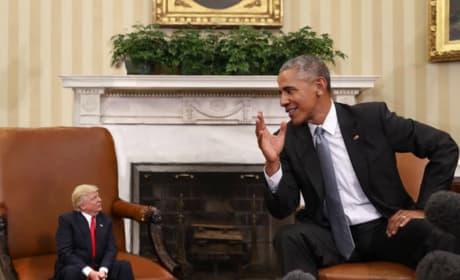 Tiny Trump: Internet Cuts President Down to Size!