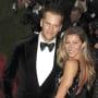 Tom Brady with Gisele