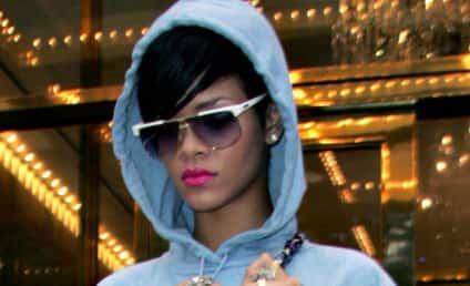 Rihanna Heads Back to Civilization